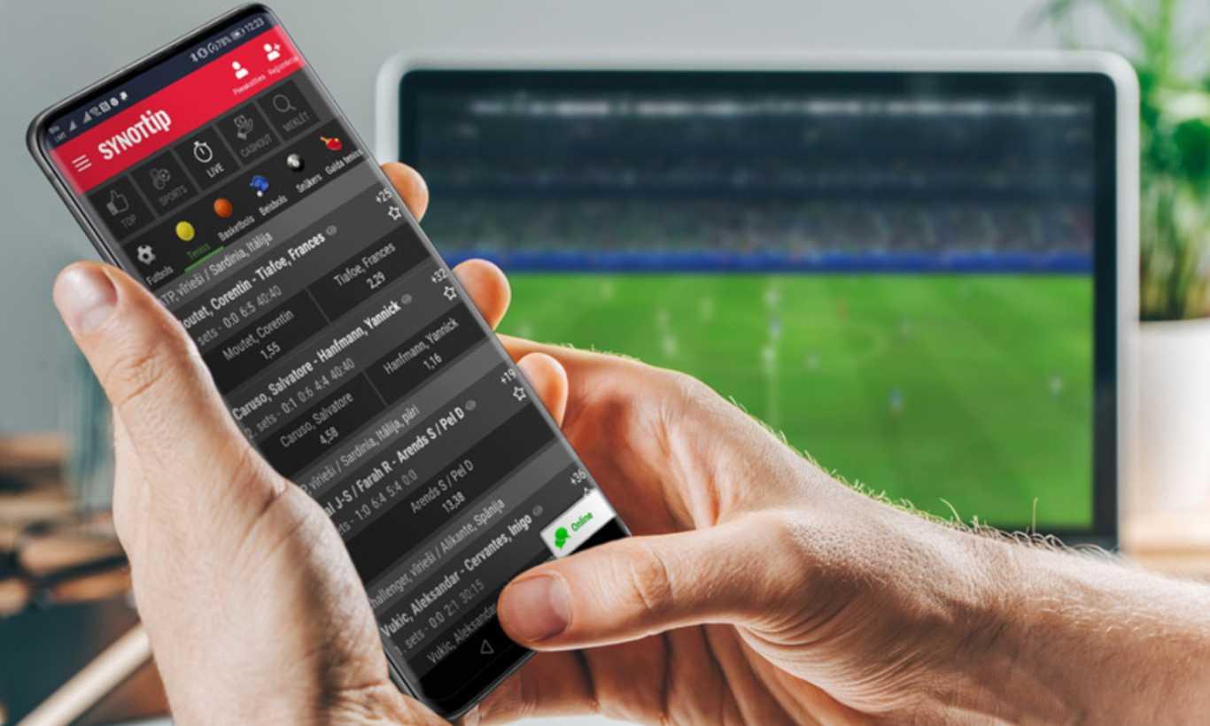 SynotTip Casino – ērta lietojumprogramma